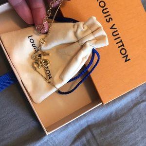 0db1e99e7568 Louis Vuitton Jewelry - LV   ME Love bracelet